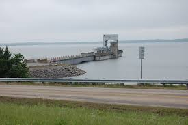 Lake Texoma in Pictures: DENISON DAM